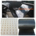 HDPE Dimple Geomembrane Composite Geotextile for Artificial Soccer Field