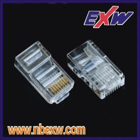 RJ45 Connector for Cat5e UTP