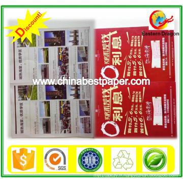 Papier Metso Machine Paper-170GSM Couleur Blanc Mat