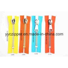 15 # Big Zipper métal pour chaussures à main