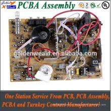 Fabricante de PCBA de la electrónica, asamblea de PCBA, asamblea de la placa de circuito del pcba del fabricante del montaje del PWB