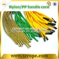 factory for twiested rope/bag handle rope with barb