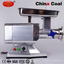 Broyeur à viande électrique commercial robuste en acier inoxydable