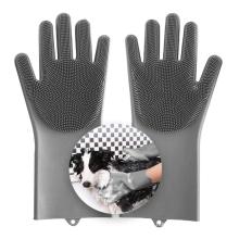 Pet скраббер перчатки