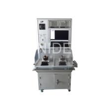 Heater Motor Stator Testing Panel Ausrüstung mit Computer