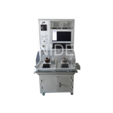 Heater Motor Stator Testing Panel Equipment with Computer