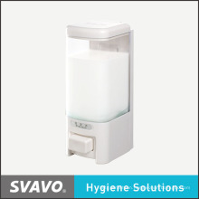 Bathroom Accessories Soap Dispenser with Clear Liquid Tank (V-8101)