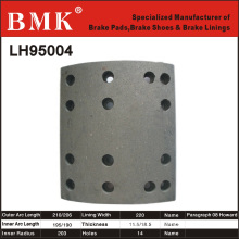 Environment Friendly Brake Lining (LH95004)