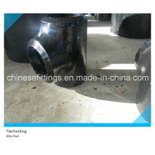 Sch160 Buttweld Seamless Pipe Fitting Alloy Steel Tee