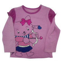 Frühling Kinder Baby Mädchen T-Shirt in Kinderkleidung
