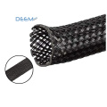 DEEM Flexo PET Expandable Braided Cable Sleeve Hose Indoor Wiring Protection