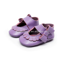 Super hochwertiges Leder weiche Prinzessin Baby Schuhe Babys Party Schuhe