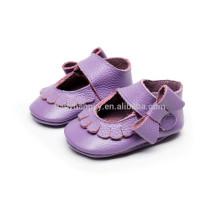 Супер качественная кожа мягкая принцесса детская обувь детская обувь для девочек