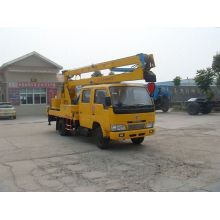 2016 Dongfeng used aerial powered access platforms vehicle