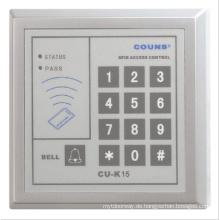 Zutrittskontrolle für automatische Tür