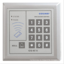 Control de Acceso para Puerta Automática