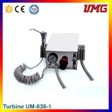 Unidade de turbina de ar de dentes de venda quente