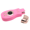 Professional Pink Electric Hair Removal with LED Blue Light Display