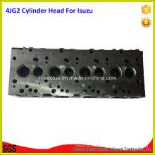 Motor 4jg2 Cabeza de cilindro 8-97086-338-2 para Isuzu 2.5D