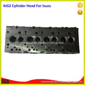 Motor 4jg2 Zylinderkopf 8-97086-338-2 für Isuzu 2.5D