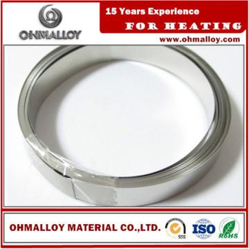 30% Elongation Bimetallic Material 113 ~ 142 E / Gpa Elastic Modulus