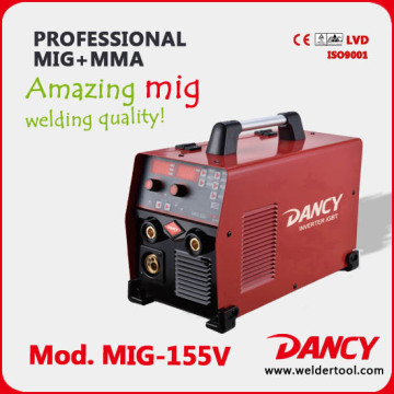 Gas metal arc welding 155A