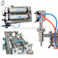 Hot Sale Double heads Liquid Filling Machine for shampoo,bath gel,liquid detergent 100-1000ml