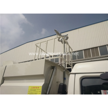 Road Sweeper truck 5m3 Sweeping Cleaning truck