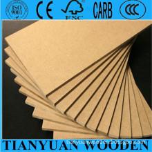 4'x8' Waterproof Raw MDF Board/Plain MDF Board