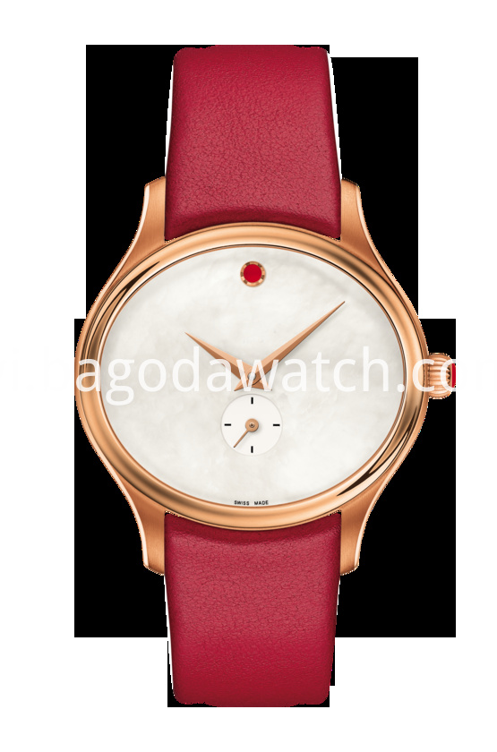 Leather Ladies Watches