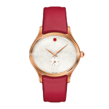 New fashion leather ladies watches