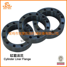 Cylinder Liner Thread Flange For Mud Pumps