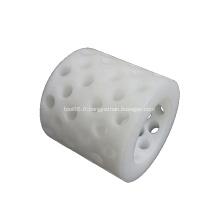 Delrin cnc usinage de pièces en plastique pom