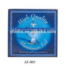 Cigarette aluminum foil shisha hookah aluminum foils