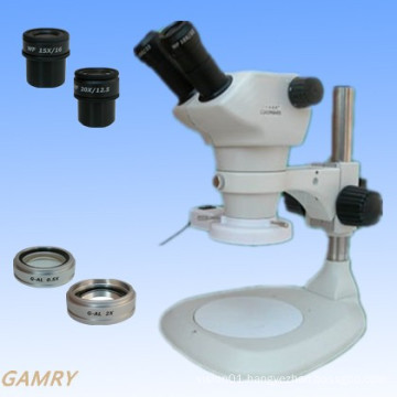 High Quanlity Stereo Zoom Microscope (JYC0850-BCR)