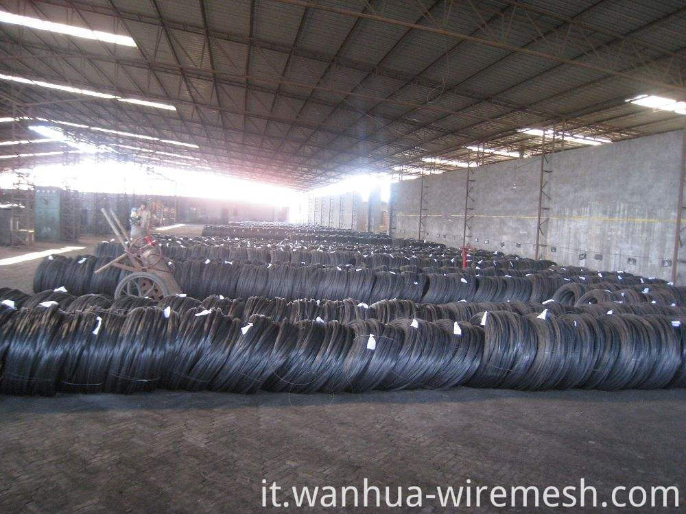 BWG15 1.8MM Soft Black Annealed Wire (1)