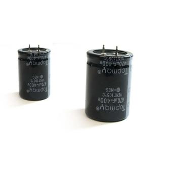 Metallized Polypropylene Film Capacitor Cbb81 225j 250V Topmay-1