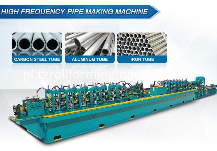 Welded Tube Machine