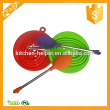FDA Approved Highly Heat Resistant Silicone Serving Spoon