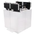 alta calidad N hembra 361-366Mhz 4 vías banda dual catv vhf uhf Combinador de la cavidad