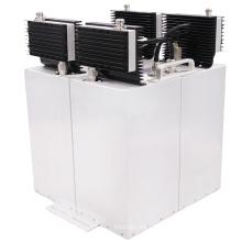 alta qualidade N fêmea 361-366 Mhz 4 way dual band catv vhf uhf combinador de Cavidade