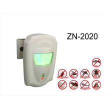 Электронные средства борьбы с вредителями солнечные ультразвуковые отпугиватели животных ZN-2020