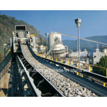 Cadena transportadora de nylon de impacto excelente (NN) / cinta transportadora resistente al impacto