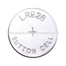 LR926/AG7 Alkaline ZnMn Button-cell Battery, 1.5V Voltage