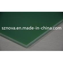 Epoxy tecido de vidro laminado folhas Epgc203
