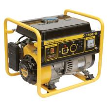 1KW WAHOO WH1500 - B 2.6hp Wechselstrom Einphasiger Ausgabetyp Benzingeberator