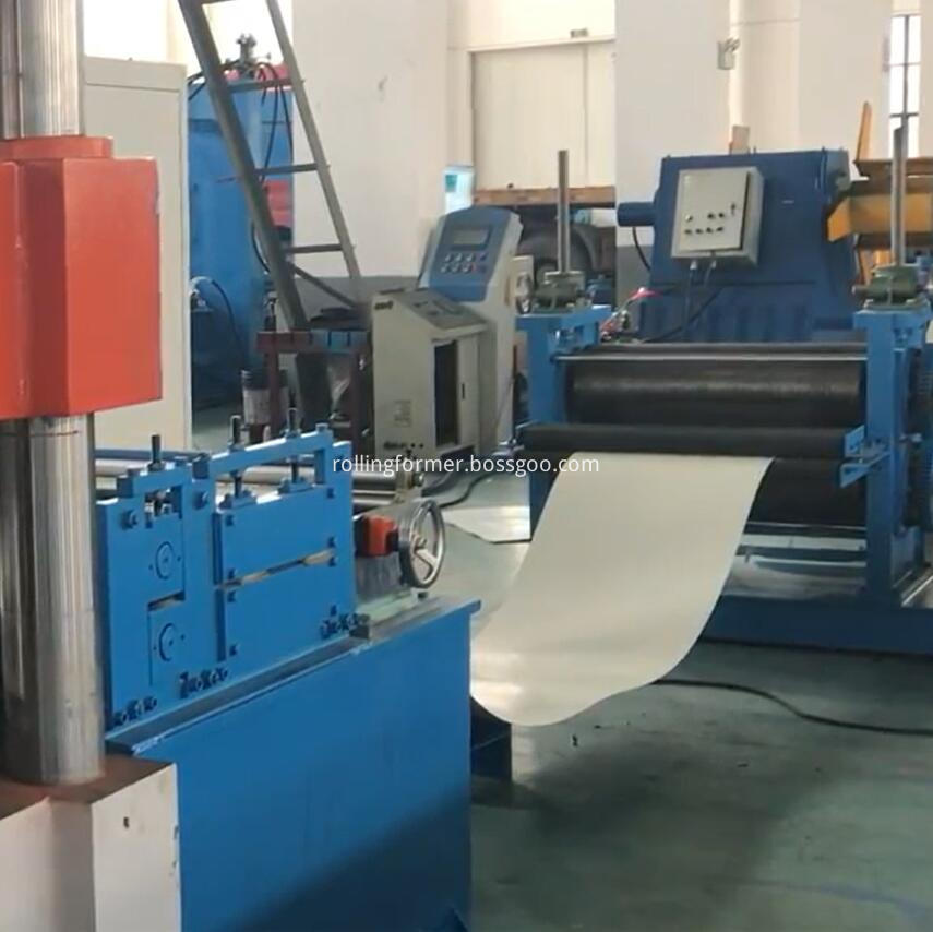 garage door forming machine 9