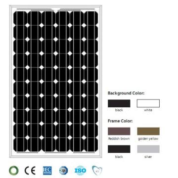 Panneau solaire Mono 255W rentable pour le marché du Pakistan