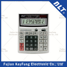 Calculadora de secretária de 12 dígitos para casa e escritório (BT-408H)