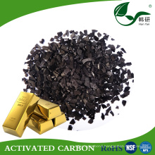 Alibaba online shopping 100% Natural coconut -based activated carbon for gold extraction